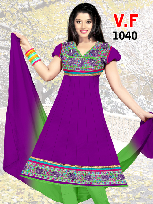Readymade Anarkali