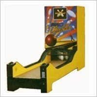 Shuffle Alley Bowling Arcade Game