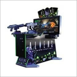 Aliens Shooting Arcade Game