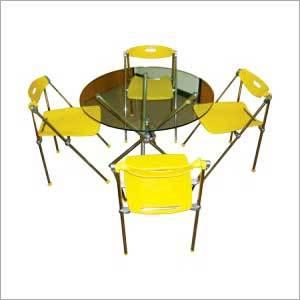 Cafeteria Plastic Furniture