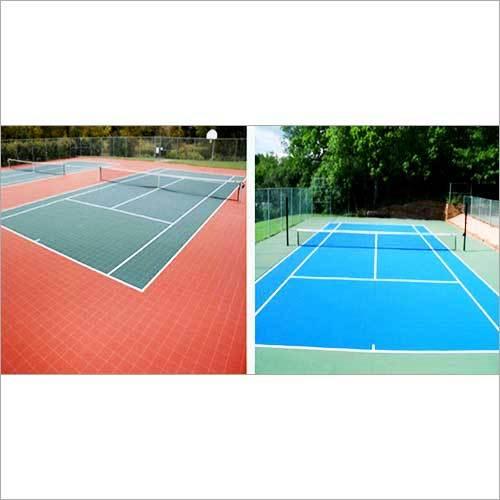 Outdoor Sport Court Tiles