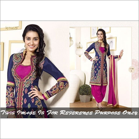 Party wear Patiala salwar kameez