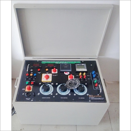 Portable Transformer Oil Testing Kit