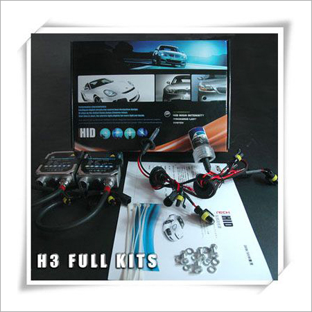 Car HID Xenon Light Kit