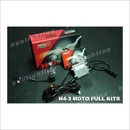 Moto HID Xenon Kit