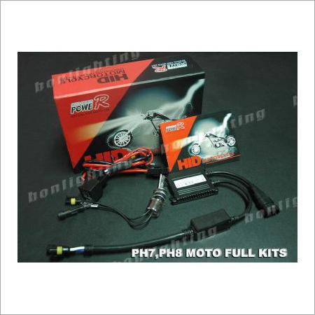 Moto HID Xenon Light