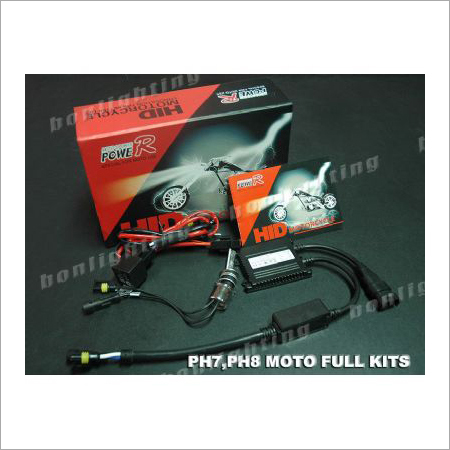 Moto HID Xenon Light
