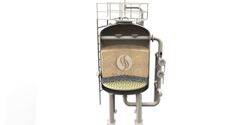 Side Stream Filter for Cooling Tower