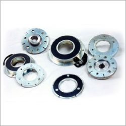 Electro Magnetic Bearing Mounted Clutch