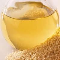 Refined Sesame oil USP.