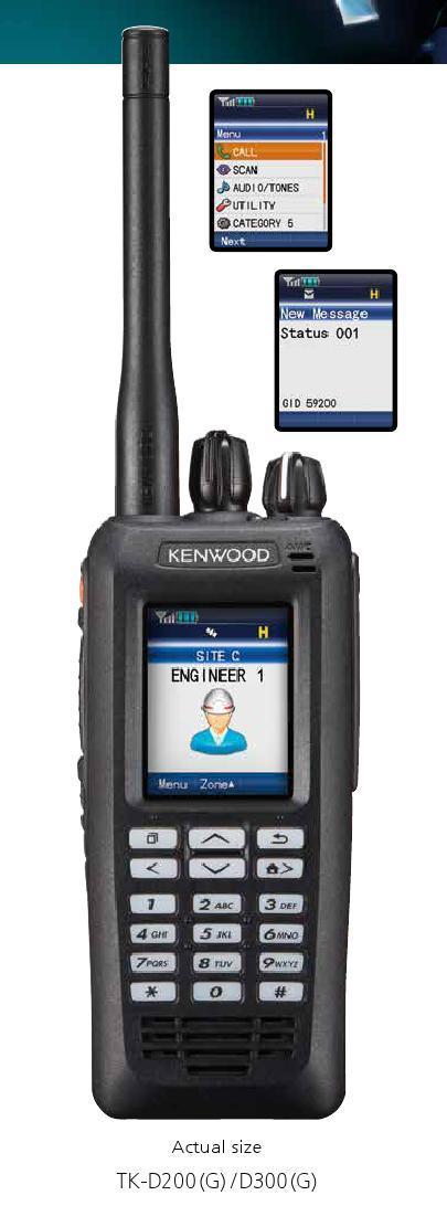 DMR Radio - VHF/UHF