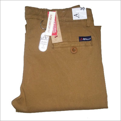 Color Mens Trousers