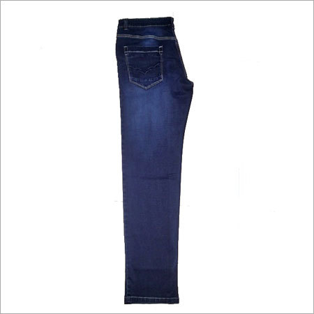 Mens Straight Jeans