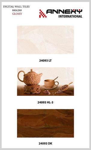 Glossy Kitchen Wall Tile 30x60 cm