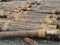 Rail Axle Scrap