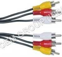 3 RCA Component Video Cable