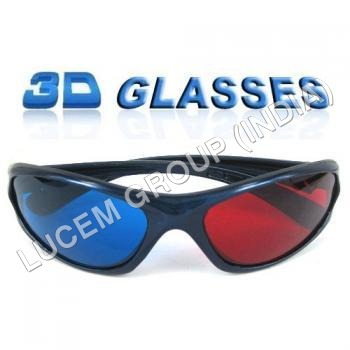 Red & Blue 3D Glass