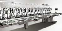 MULTI HEAD AUTOMATIC EMBROIDERY MACHINE