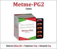 Metme-PG2 Tablets
