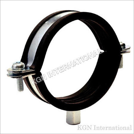 Rubber Lined Clamp