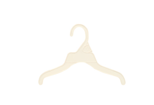 PLASTIC HOOK TOP HANGERS