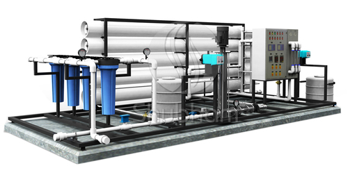 RO System for Industries