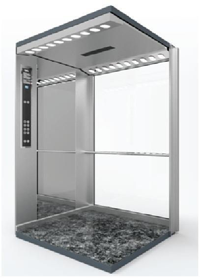 Standard Lift Cabins
