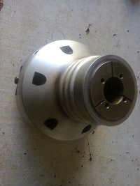 B Type Pull Collet Chuck