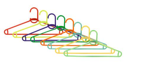 PLASTIC HOOK TOP HANGERS