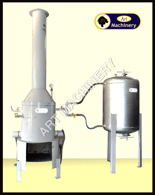 Cashew Nut Boiler 80 kg