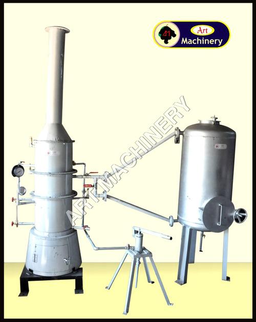 Cashew Nut Boiler 160 kg