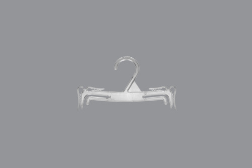 PLASTIC HOOK BOTTOM HANGERS