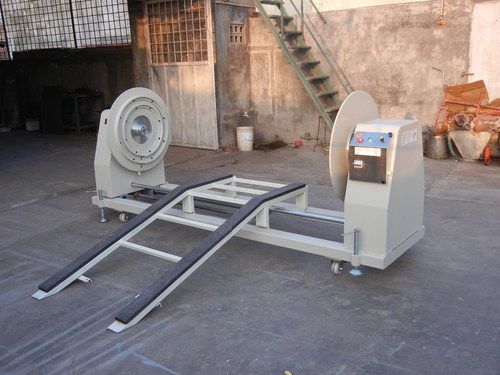 Polycarbonate Sheet Winding Machine