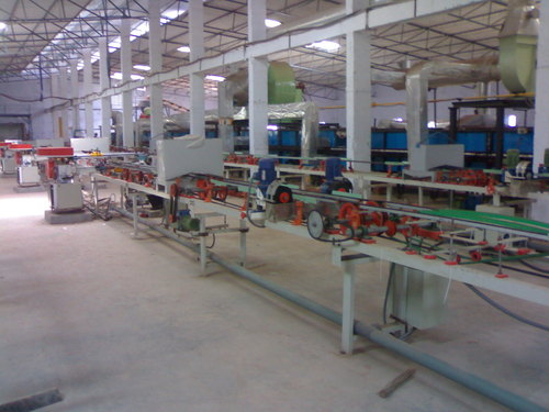 Glaze Line Equipment