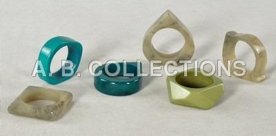 Resin Colour Napkin Ring