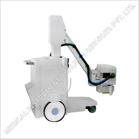 High Frequency Mobile X Ray Camera