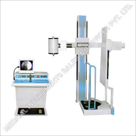 Remote Control Fluoroscopy X Ray Machine