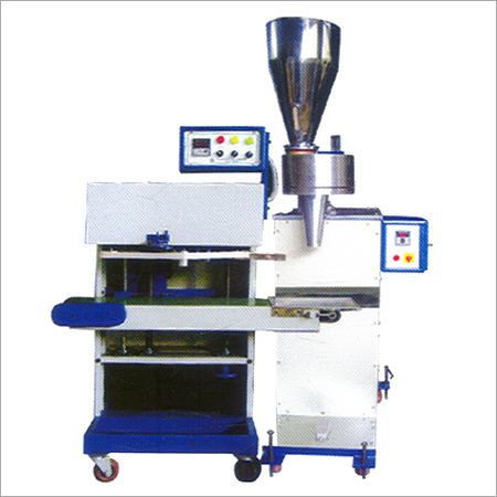 Vertical Pouch Sealing Machine