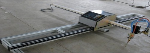 Portable CNC Plasma/Flame Cutting Machine