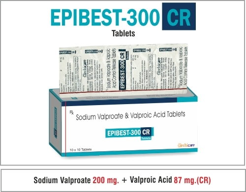 Sodium Valproate-200mg+ Valproic Acid-87mg