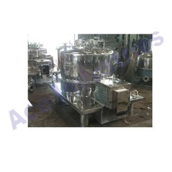 Manual Discharge Centrifuge Machine