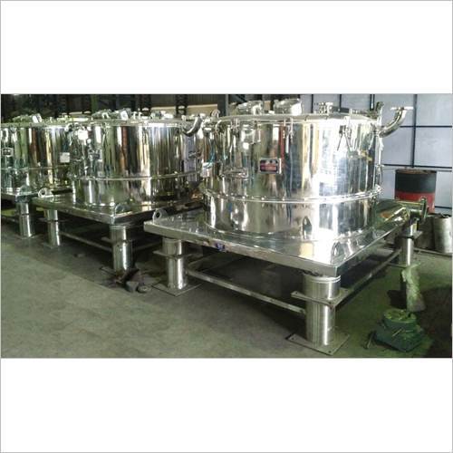 Four Point Mounting Centrifuge