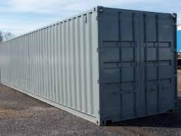 40 Ft Dry Cargo Containers