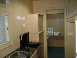 Prefabricated Kitchen Container