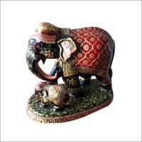 Handicrafts Marble Elephant