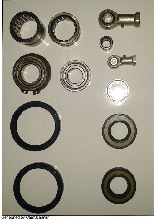 Bearing Oil Seals