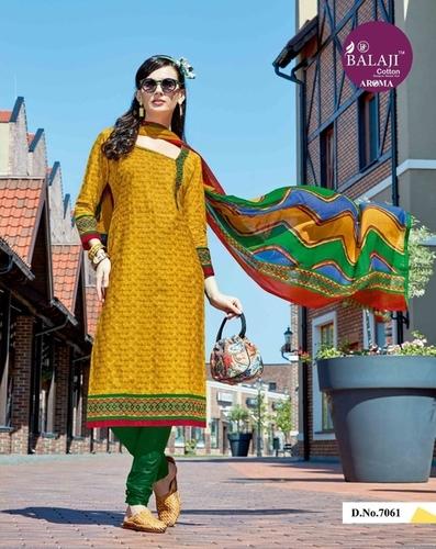 Balaji Cotton Dress Material