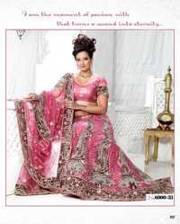 Heavy Bridal Lehenga