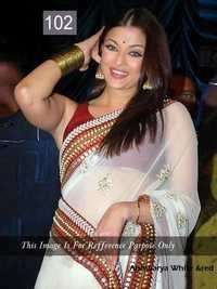 Bollywood Aishwarya Rai Saree