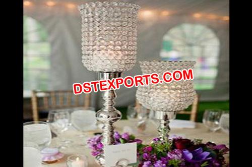 Latest Wedding Crystal Table Lamp